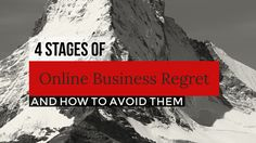 4 Stages of Online Business Regret & How to Avoid Them - Northbound.
