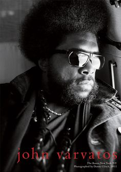 Questlove John Varvatos