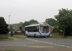 Yesterday saw the start of First's new weekday Summer timetable; Beacon Park, Great Yarmouth, Busses, Norfolk, Gates, June, Activities, Summer, Summer Time
