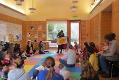 Toddler Story Time West Seattle Public Library Seattle, WA #Kids #Events
