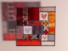 Clare Wainwright Glass Art - Images in glass