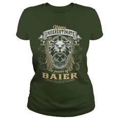 BAIER, BAIER T Shirt, BAIER Tee #name #tshirts #BAIER #gift #ideas #Popular #Everything #Videos #Shop #Animals #pets #Architecture #Art #Cars #motorcycles #Celebrities #DIY #crafts #Design #Education #Entertainment #Food #drink #Gardening #Geek #Hair #beauty #Health #fitness #History #Holidays #events #Home decor #Humor #Illustrations #posters #Kids #parenting #Men #Outdoors #Photography #Products #Quotes #Science #nature #Sports #Tattoos #Technology #Travel #Weddings #Women