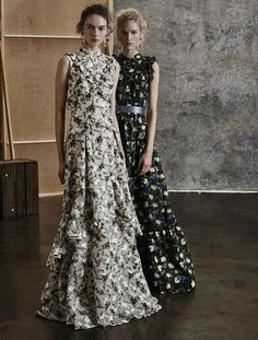 #Erdem  #fashion  #Koshchenets Erdem Pre-Fall 2017 Collection Photos - Vogue