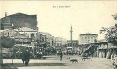 İstanbul... Kadıköy...