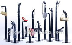 China factory abstract mannequin hand mannequin arms for sale