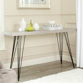 Found it at AllModern - Wolcott Console Table