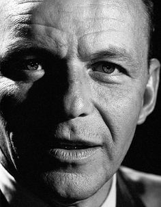 """francisalbertsinatra: """"He is a nonconformist in an age of conformity. That's one of the secrets of why they all like him. He does what everybody else would like to do if they had the guts and the money. -Howard Koch Happy Birthday Frank Sinatra!..."""