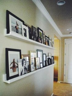 How To Build A Picture Ledge (Step By Step Instructions)