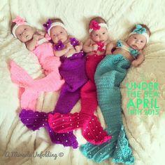 Gardner quads mermaids