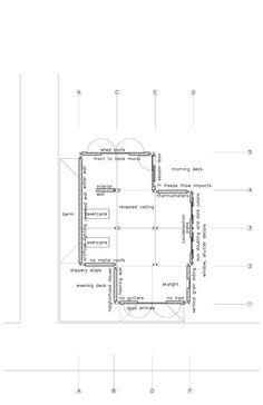 current floor plan in autocad, 10 23 14