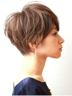 大人かっこいいベリーショート サイド【 RENJISHI 渡邊 陽平 】 - 24時間いつでもWEB予約OK!ヘアスタイル10万点以上掲載!お気に入りの髪型、人気のヘアスタイルを探すならKirei Style[キレイスタイル]で。