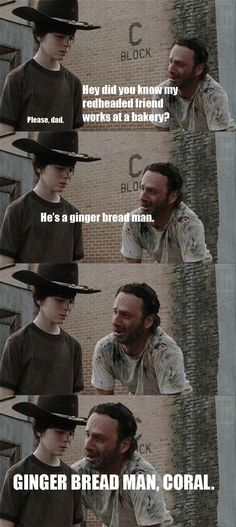 For my fellow TWD fans out there...
