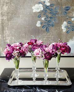 Champagne-Flute Arrangements