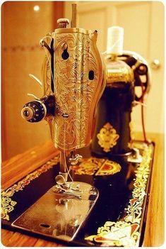 máquinas de coser antiguas