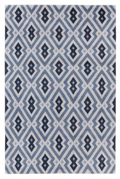 Syrie Blue by Jonathan Adler for The Rug Company $2600