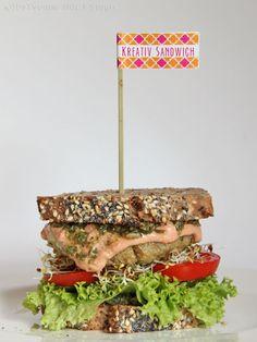 Nicht ganz klassisch nach VFF aber wirklich klasse anzuschauen - Wonnis Freestyle-Sandwich
