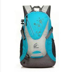 30L Mountaineering bags women's backpack waterproof Outdoor hiking riding backpack Travel Luggage bag  Men Laptop Backpack