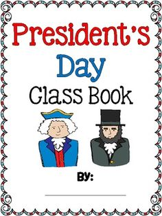 Presidents Day FREEBIES  7 pages
