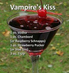 Vampire drink