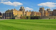 Blenheim Palace - Get there via First Great Western train from Paddington, 1 hour 20 minutes, from £9 return. Have a bite at Oxfordshire Pantry or several other options on the palace grounds. Make sure to see Blenheim Palace's permanent Winston Churchill exhibitions.