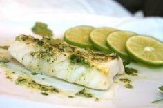 Dos de cabillaud au gingembre et au citron vert, par Arnaud Dauvergne - Fédération française de cuisine