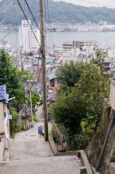 Bay City, Best Sites, Busan, Landscape Photography, To Go, Asia, Sidewalk, Scene, Architecture