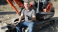 Living off the Grid: Our Kubota Excavator Rental