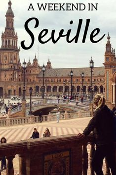 Seville in Spain is the perfect city weekend getaway. In just over two days you have all the time you need to explore this beautiful city, including the Real Alcazar, the Cathedral and Plaza de Espana (did you know Star Wars was filmed here??) Find out how to spend a weekend in Seville!