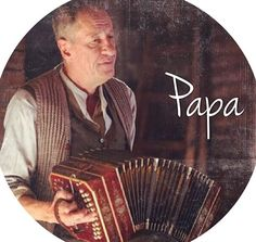 """The Book Thief ~ Papa is seriously one of my favorite characters. he is basically what you would call a """"cool papa"""""""