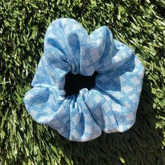 Fancy Blue💙 available in my Etsy Shop right now!! link in bio🥳 #scrunchies #smallbuisnessowner Buisness, Scrunchies, My Etsy Shop, Fancy, Link, Pattern, Blue, Shopping, Clothes