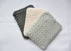 Handmade crocheted cotton sponge to replace plastic sponges in a zero waste, plastic-free home Crochet Kitchen, Classroom Inspiration, Cotton Pads, Save The Planet, Diy Crochet, Zero Waste, Crochet Projects, Knitted Hats, Diy And Crafts