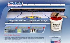 Web design for a paint supply company in Flanders, NJ.  #website #websites #websitedesign #design #development #webdevelopment