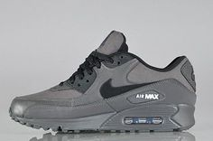 Nike Air Max 90 Midnight Fog Got these December 2016 Nike Air Max 90s, Air Max Sneakers, Sneakers Nike, Nike Free Shoes, Nike Shoes Outlet, Sneaker Boots, Swagg, Hypebeast, Baskets
