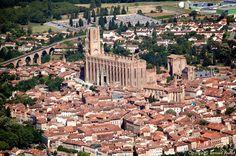 ✈️ Photo aérienne de : Albi - Tarn (81)