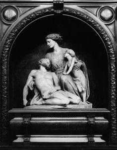 Carlo Marochetti, Tomb of the Comtesse de Lariboisiere, date unknown, Hopital Lariboisiere, Paris, France