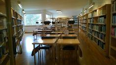 Satun luetut: Seinäjoen pääkirjastoon tutustumassa, osa 2 - Remontoitu Aallon kirjasto