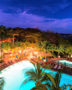 With its rain forests and volcanic-sand beaches, butterfly farms and turtle nests, as well as family-friendly hotel openings, Costa Rica has become a top destination for #adventure seekers. The gorgeous #FourSeasonsResort is perfect for a #familyvacation with many kid-friendly activities and breathtaking views.