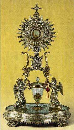 """Lanciano; """"Il Miracolo Eucaristico"""""""
