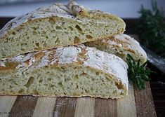 Bun Recipe, Ciabatta, Gnocchi, Biscotti, Bread Recipes, Catering, Bakery, Food And Drink, Healthy Recipes