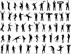 Dance Positions, Action Poses, Comic Strips, Google Images, Boy Or Girl, Positivity, Silhouette, Comics, Drawings
