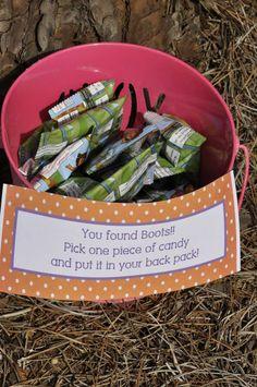 Dora the Explorer Birthday Party Ideas   Photo 59 of 88   Catch My Party
