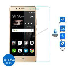 For Huawei P10 Lite Tempered Glass Screen Protector 2.5 9h Safety Protective Film on P10Lite P 10 pelicula de vidro