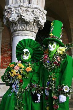 Venice carnival Masquerade  - Claudio