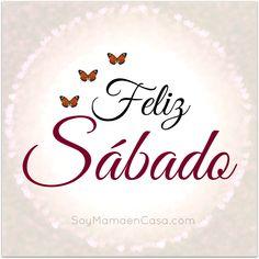 Feliz Sabado!!❤