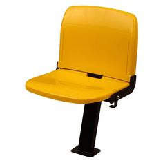 Seating and back part of our product is made of copolymer polypropylene original raw material with high impact resistance. Non-standard material is not present in the raw material to cause physical and chemical unfavourable conditions in the product structure.
