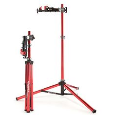 Feedback Sports Pro Elite Repair Stand with Tote Bag Red >>> Continue to the product at the image link. This is an Amazon Affiliate links.