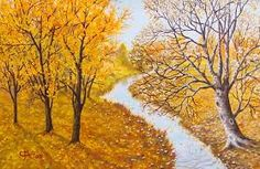 Resultado de imagen para paisajes naturales Natural, Painting, Paintings, Forests, Painting Art, Drawings, Nature, Au Natural