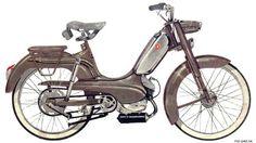 Cyclomoteurs Peugeot BB3 L 1964.                              …