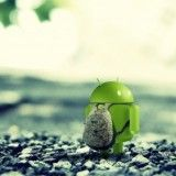 Android when go to school :D