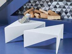 Une table minimaliste. #origami #diy